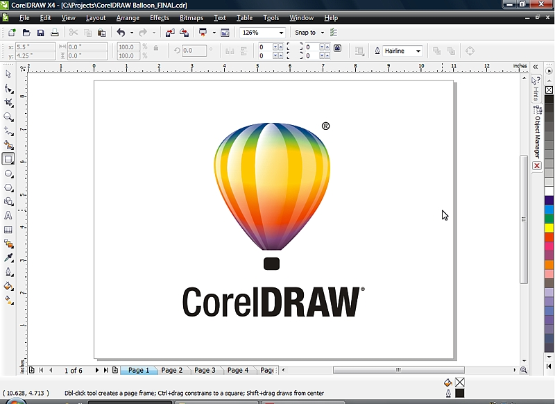 corel draw digital webography training center rh digitalwebography com CorelDRAW 9 CorelDRAW X7